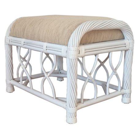 Rattan Wicker Home Furniture Jenny Ottoman