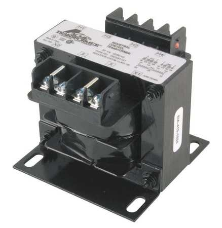 ACME ELECTRIC TBGX81144 Transformer, In 120/240V, Out 24V, 150VA