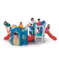 Little Tikes 8-in-1 Adjustable Playground Gym