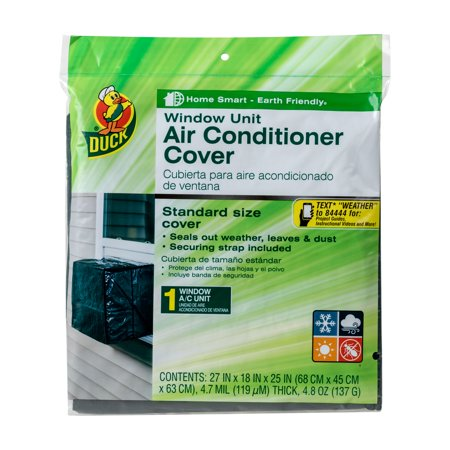 Duck Brand Window Air Conditioner Cover, Outdoor - 27 in. x 18 in. x 25