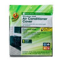 Duck Brand Window Air Conditioner Cover, Outdoor - 27 in. x 18 in. x 25 in.