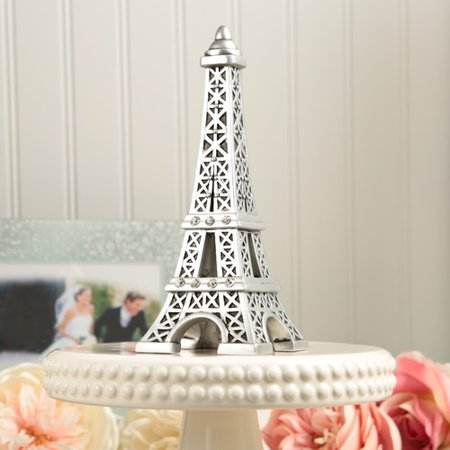 Fashion Craft Eiffel Tower Centerpiece And Cake Topper