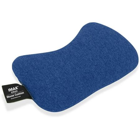IMAK, IMA10165, Mouse Wrist Cushion, 1, Black - Imak Ergobeads Mouse Wrist Support