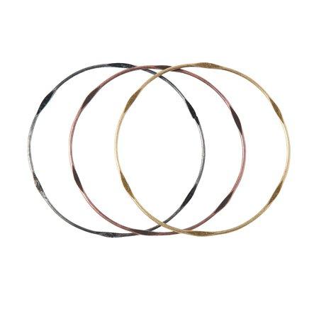 Fun Express - Assorted Bangle Bracelets - Craft Supplies - Adult Beading - Beading Supplies - 6 Pieces Assorted Bangle Bracelets - Craft Supplies - Adult Beading - Beading Supplies - 6 Pieces