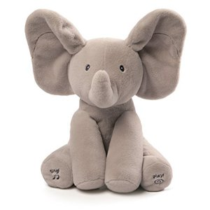 Gund Flappy the Elephant Animated Plush Toy