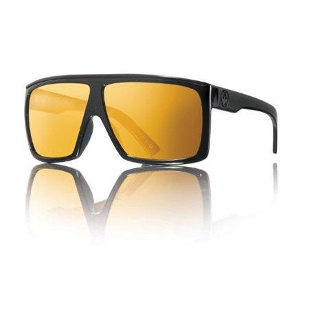 798ca5e1e6 Dragon Alliance Fame Sunglasses Black Frames Gold Ion Lenses
