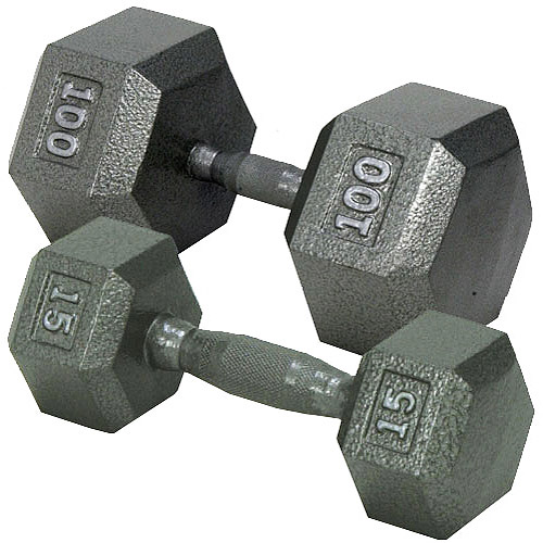 Champion Barbell Hex Dumbbell