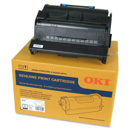 Okidata Turbo Printhead (Okidata B731 Extra High Yield Toner Cartridge (36,000 Yield), 45439001 )