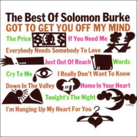 Best Of Solomon Burke (Vinyl)