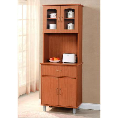 Hodedah HIK94 Kitchen Cabinet