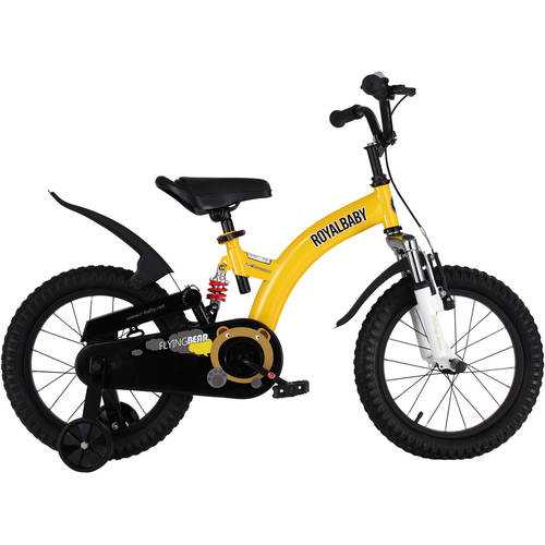 RoyalBaby Flying Bear Kids' Bicycle