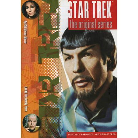 Star Trek - The Original Series, Vol. 20, Episodes 39 & 40: Mirror Mirror/ The Deadly Years ()