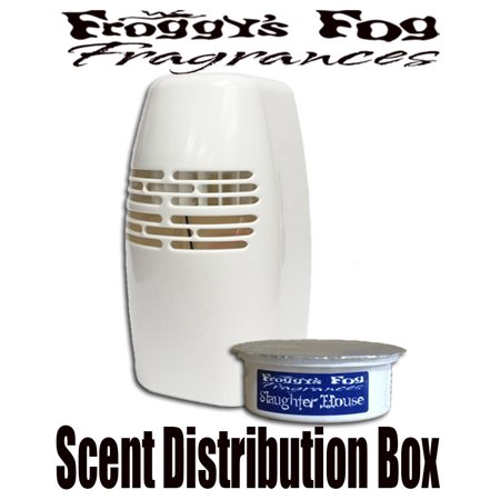 Exhaust Fuel   Scent Distribution Box With Scent Cup Included