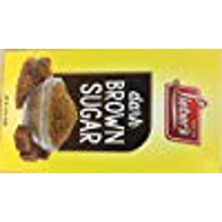 Domino Dark Brown Sugar Kosher For Passover 16 Oz. Pack Of 3.