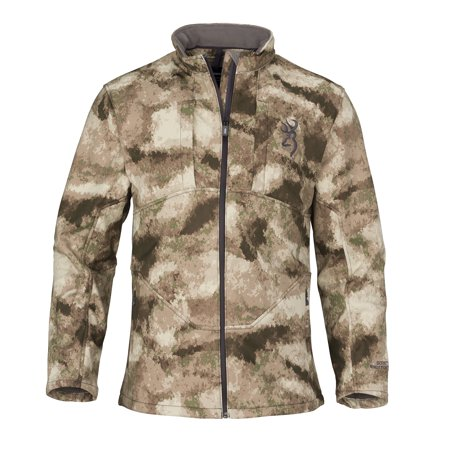Gore Windstopper (Browning Hell's Canyon Speed Backcountry FM Gore Windstopper Jacket ATACS Arid/Urban, X-Large)