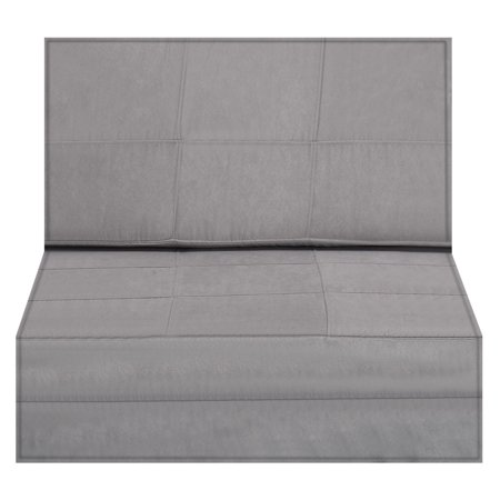 Flip Chair Sofa Lounger Fold Down Convertible Sleeper Bed