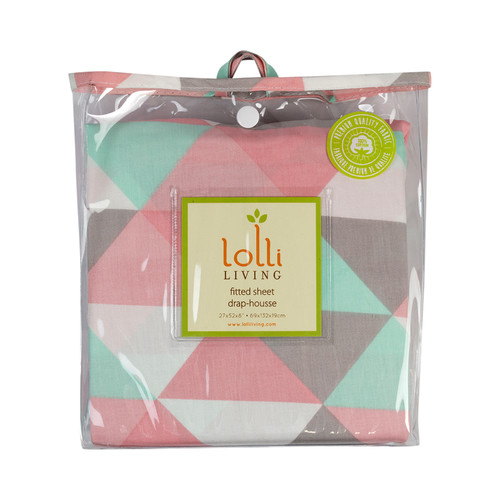 Lolli Living Tripod Fitted Sheet