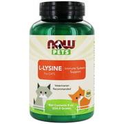 Now Pets L-Lysine for cats 8 oz. Powder