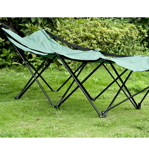 Click here to buy Aosom Outsunny Folding Camping Cot by Aosom.