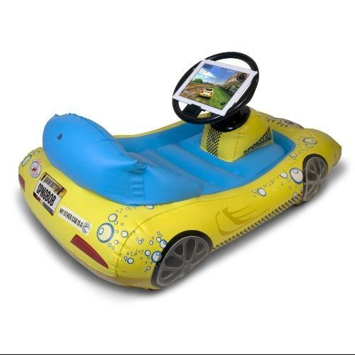 CTA NIC-SIK Spongebob Car For Ipad