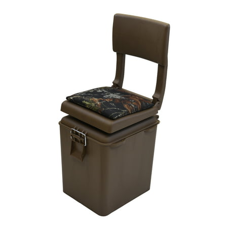 Wise 5613-246 Super Sport Seat, Break-Up Camo with Brown (Remington 11 87 Super Mag Camo For Sale)