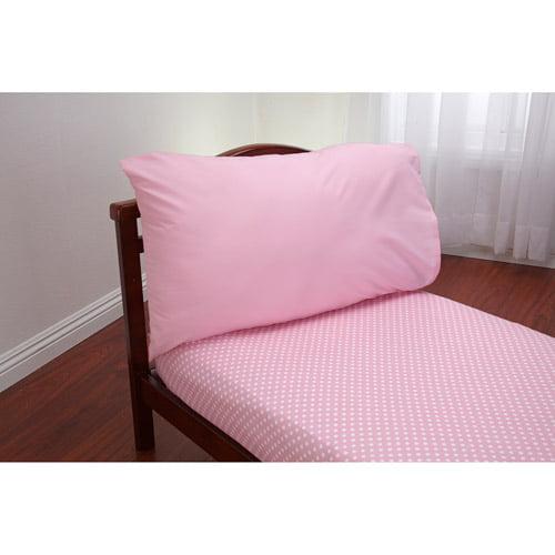Everything for Kids Toddler Sheet Set, Pink