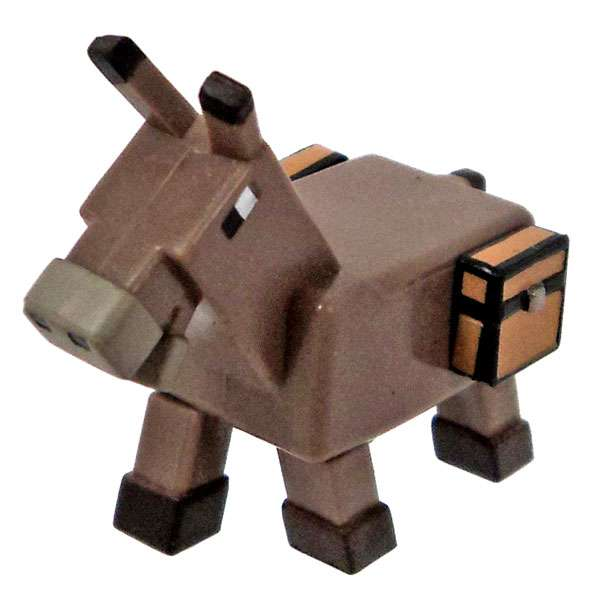 how to put chest on horse minecraft