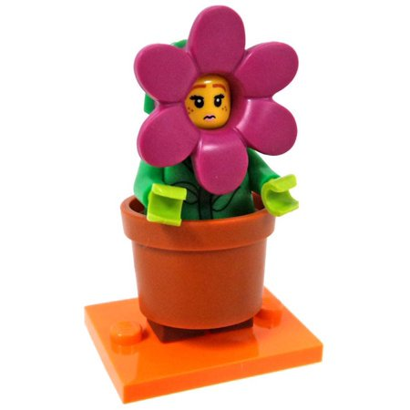 LEGO Collectible Minifigures Series 18 - FLOWER GIRL 71021