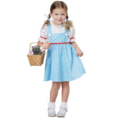 Dorothy of Oz Toddler Costume (Dorothy Costume Shoes)