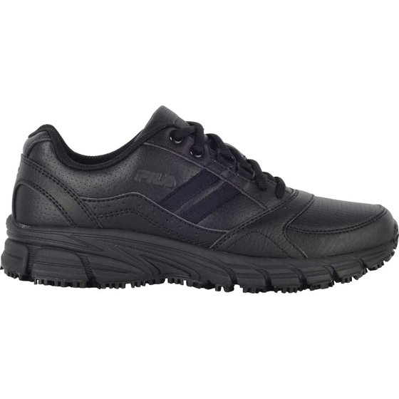ebdf5ee0c7 Fila Women's Memory Focalpoint Slip Resistant Walking Shoe