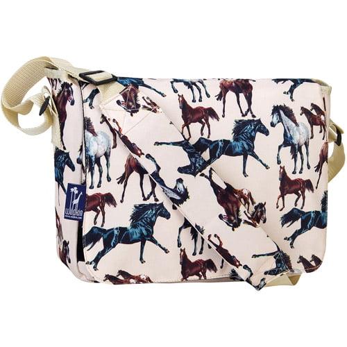 Wildkin Horse Dreams Kickstart Messenger Bag