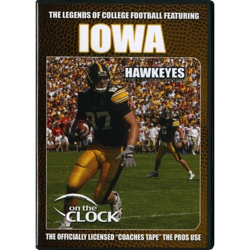 The Legends Of College Football: Iowa Hawkeye
