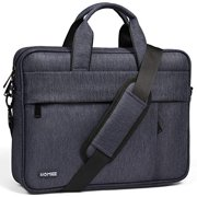 HOMIEE 15-17 Inch Laptop Shoulder Bag, Protective Laptop Bag Waterproof Business Briefcases for Men & Women, Fits for 15? Mac