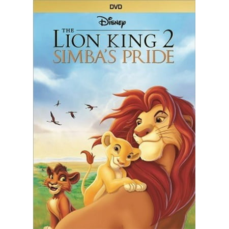 The Lion King 2: Simba's Pride (DVD) - Animation Halloween Lyon