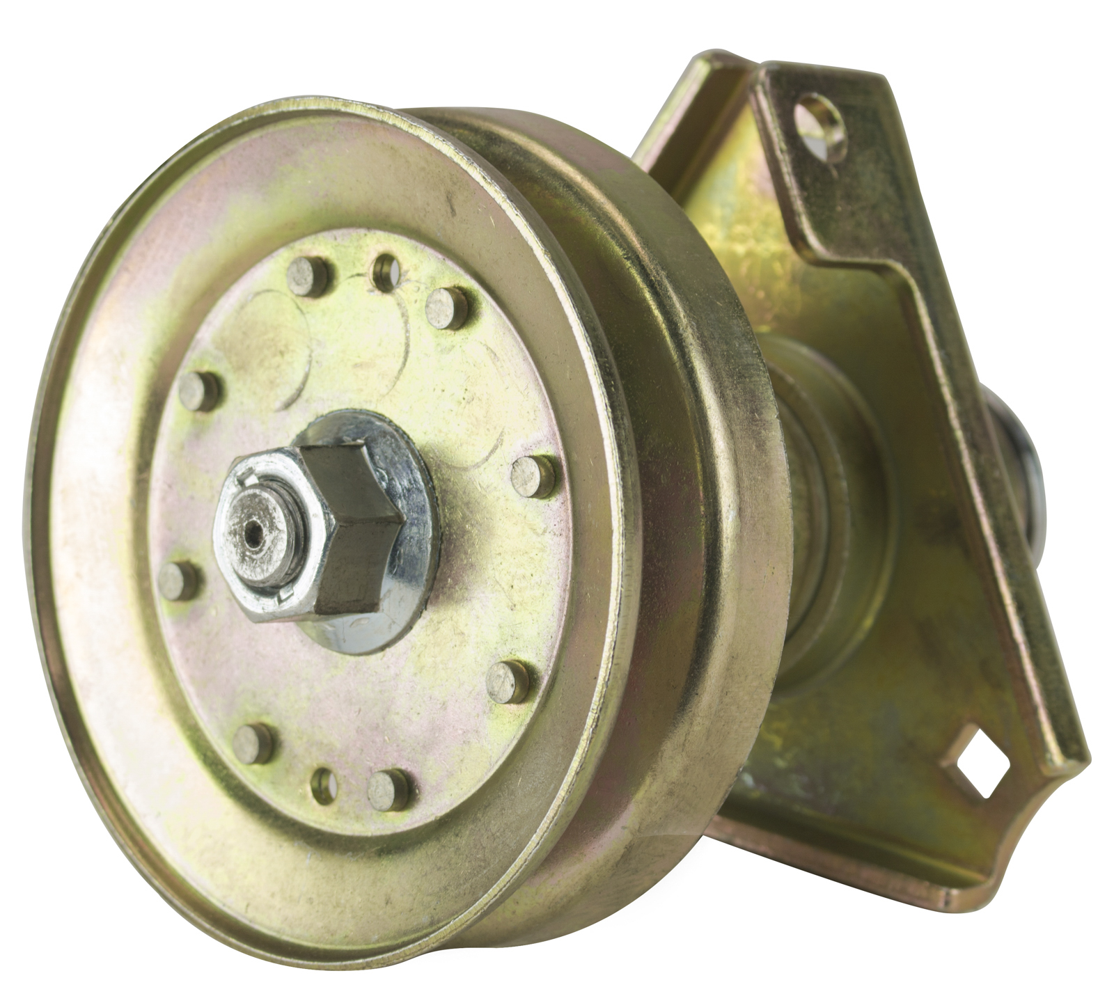 Erie Tools Lawn Mower Spindle Assembly fits John Deere AM126226 LT 160, LT 166, LT 180, Sabre Lawn Tractor by Erie Tools