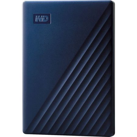WD - My Passport for Mac 2TB External USB 3.0 Portable Hard Drive with Hardware Encryption (Latest Model) -