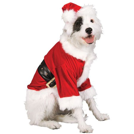 Halloween Santa Claus Pet Costume (Pez Halloween Costume)
