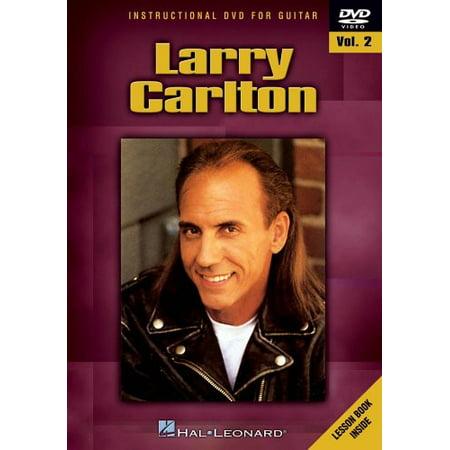 Larry Carlton: Volume 2 (DVD) (Larry Carlton Jazz)
