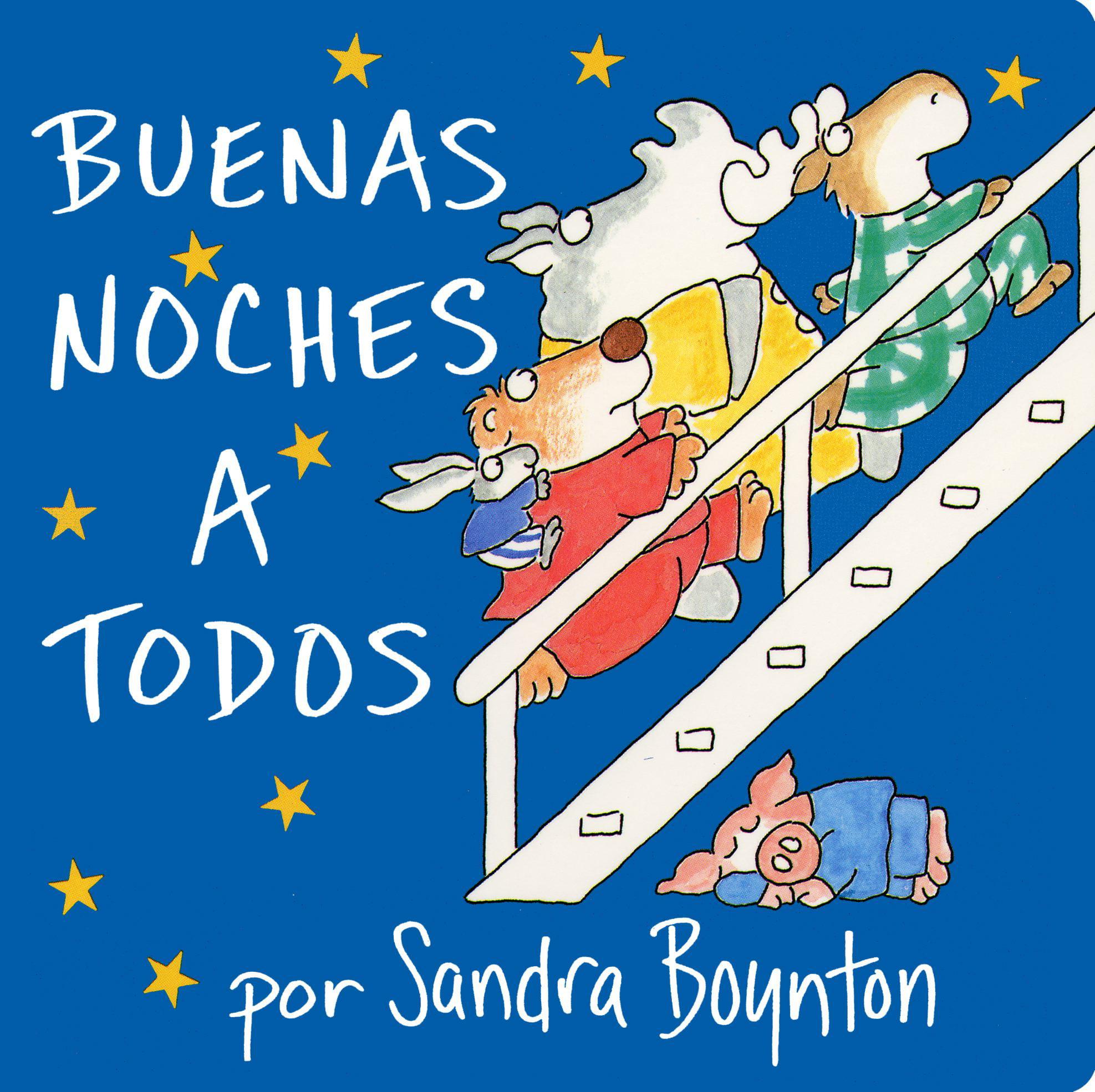 Buenas Noches a Todos (Board Book)