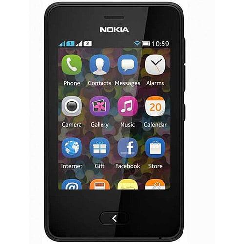 Nokia Asha 501 Smartphone (Unlocked)
