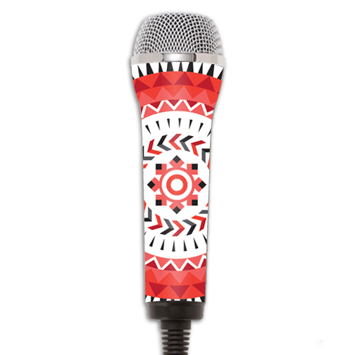 MightySkins Protective Vinyl Skin Decal for Redoctane Rock Band Microphone Case wrap cover sticker skins