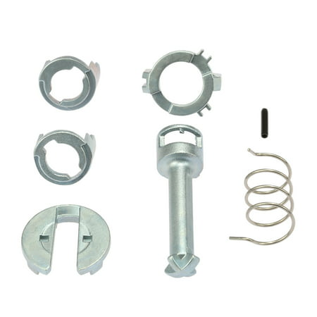 Front Left Right Door Lock Cylinder Repair Kit Replacement Parts for BMW E46 3