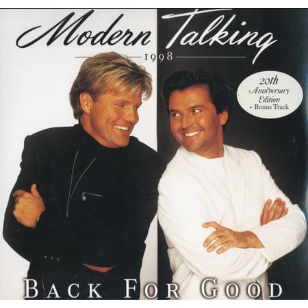 Good Modern Halloween Songs (Modern Talking - Back For Good 20th Anniversary Edition -)