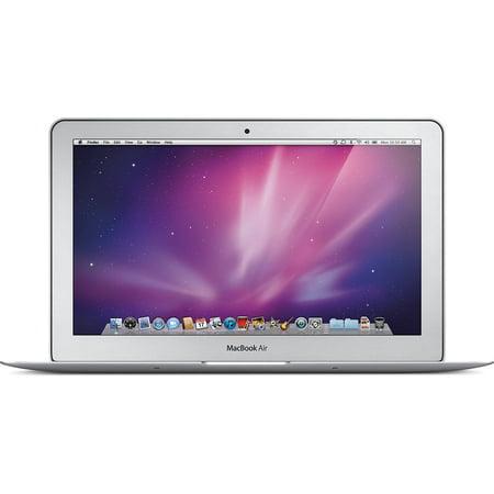 Refurbished Apple MacBook Air MC505LL/A 11.6-Inch Laptop Dual-Core 1.4GHz 2GB 64GB SSD