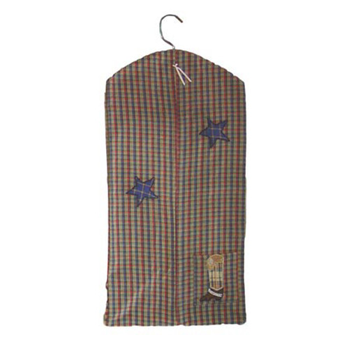 Patch Magic Cowboy Cotton Diaper Stacker