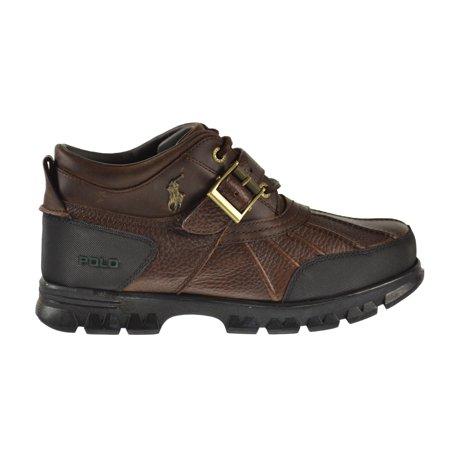 Polo Ralph Lauren Dover III Mens Winter Boots Brown