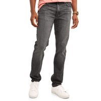 Deals on George Men's Slim Straight Fit Jean