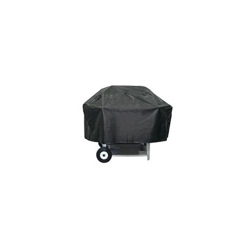 Wilmington Grill WG-CGHD-BLK Sunbrella Heavy Duty Grill Cover for Custom, Deluxe and Classic Grills - Black