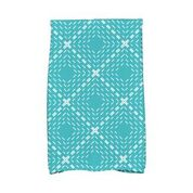 """Simply Daisy 16"""" x 25"""" Dots and Dashes Geometric Print Kitchen Towels by E by Design, LLC"""