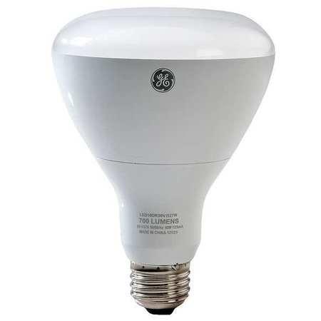 GE LIGHTING LED10DR303/830W LED Lamp, BR30, 10W, 3000K, E26